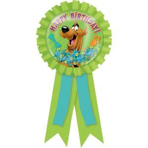 Scooby-Doo Award Ribbon