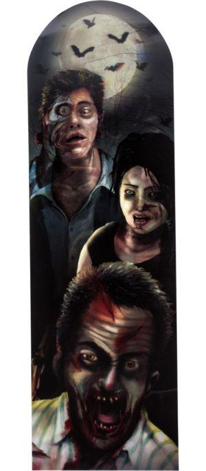 Zombie Lenticular Poster