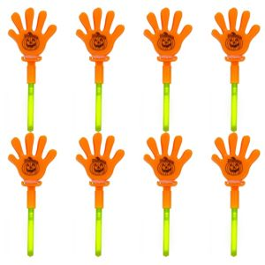 Glow Halloween Hand Clappers 8ct