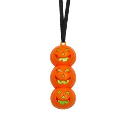 Glow Pumpkin Pendant