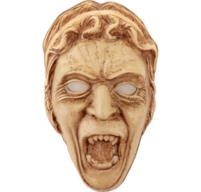Dr. Who Weeping Angel Mask
