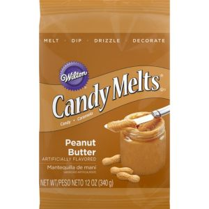 Wilton Peanut Butter Candy Melts