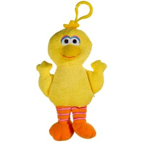 Clip-On Sesame Street Big Bird Plush