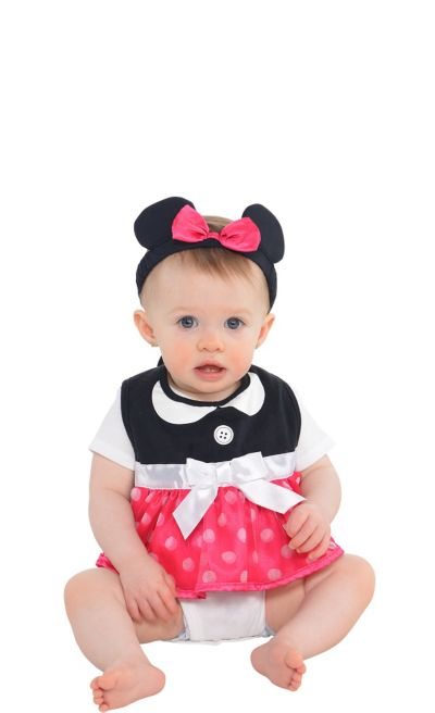Baby Minnie Mouse Accessory Kit