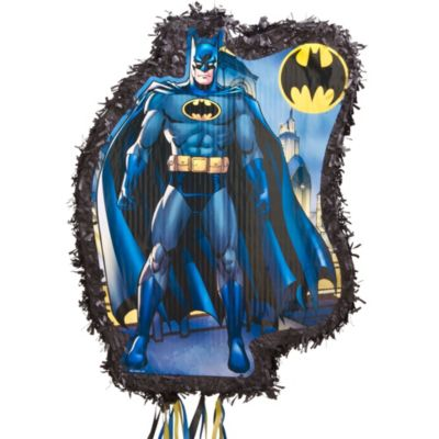 Pull String Comic Batman Pinata