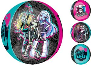 Orbz Monster High Balloon
