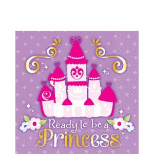 Sofia the First Lunch Napkins 16ct