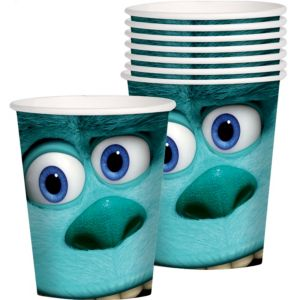 Monsters University Cups 8ct