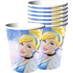 Cinderella Cups 8ct