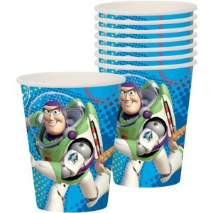 Toy Story Cups 8ct