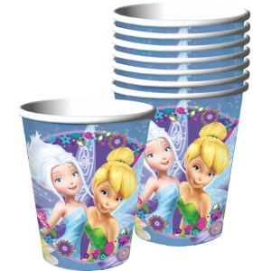 Tinker Bell Cups 8ct