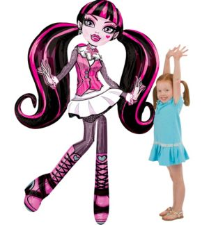 Monster High Balloon - Giant Gliding Draculaura