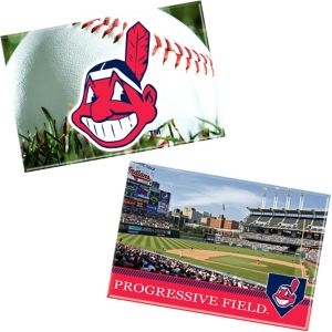 Cleveland Indians Magnets 2ct