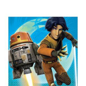 Star Wars Rebels Lunch Napkins 16ct