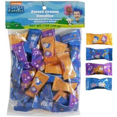 Bubble Guppies Cream Candies 56ct
