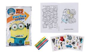 Despicable Me Activity Kit