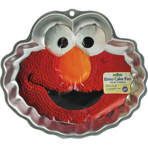 Elmo Cake Pan 13in
