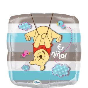 Es Nino Winnie the Pooh Balloon