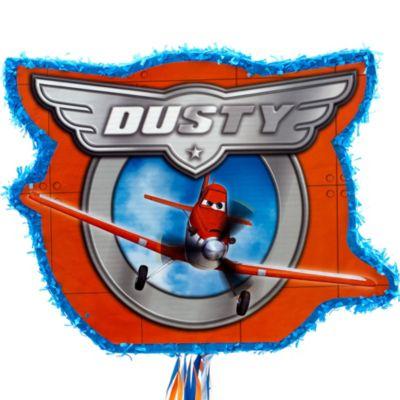 Pull String Dusty Planes Pinata
