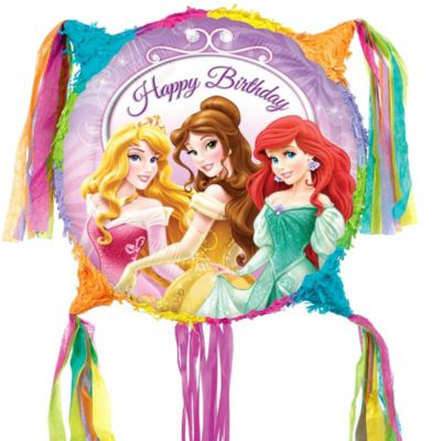 Add-a-Balloon Disney Princess Pinata 18in