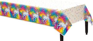 Lisa Frank Rainbow Horse Table Cover