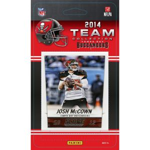 2014 Tampa Bay Buccaneers Team Cards 13ct