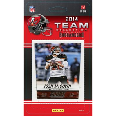 Tampa Bay Buccaneers Team Cards