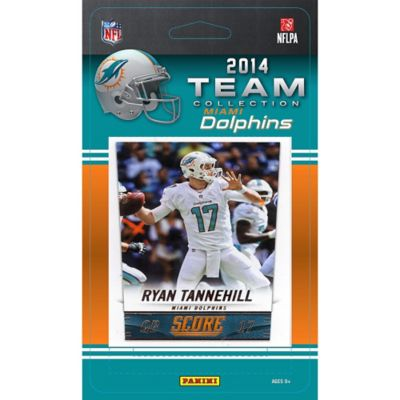 Miami Dolphins Team Cards