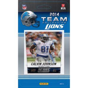 2014 Detroit Lions Team Cards 13ct