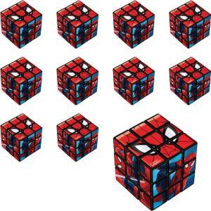 Spider-Man Puzzle Cubes 24ct