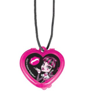 Monster High Lip Gloss Necklace