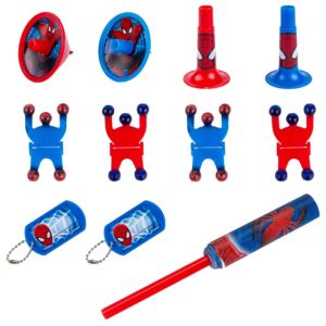 Spider-Man Favor Pack 100pc