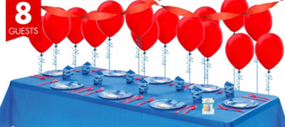 Shark Party Supplies Basic Party Kit