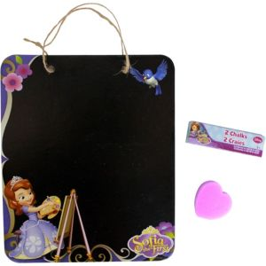 Sofia the First Chalkboard Sign Set 3pc