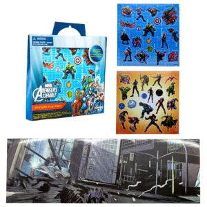 Avengers Sticker Activity Kit
