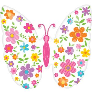 Spring Butterfly Balloon