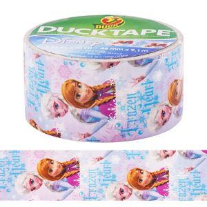 Anna & Elsa Frozen Duck Tape