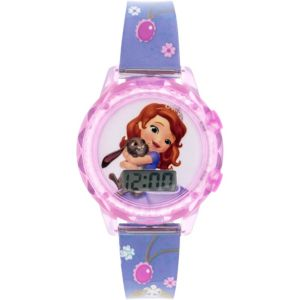 Pink Sofia the First Watch