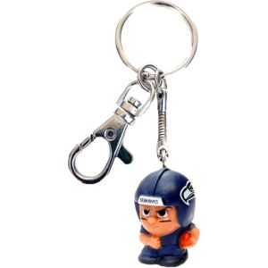TeenyMates Clip-On Seattle Seahawks Keychain