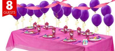 Rainbow Hello Kitty Party Supplies Basic Party Kit
