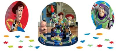 Toy Story Table Decorating Kit 23pc