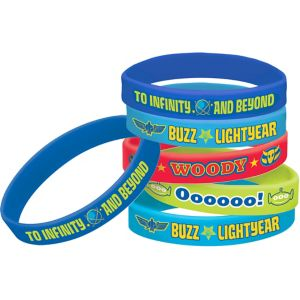 Toy Story Wristbands 4ct