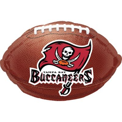 Tampa Bay Buccaneers Balloon - Football