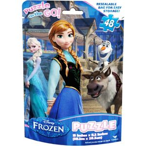 Frozen Puzzle Bag 48pc