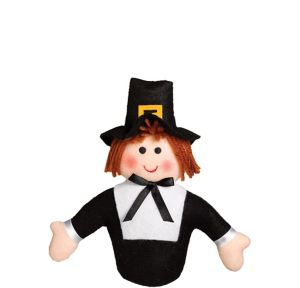 Pilgrim Boy Plush