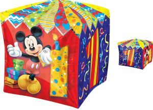 1st Birthday Mickey Mouse Balloon - Cubez