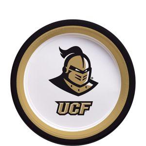 UCF Knights Dessert Plates 12ct