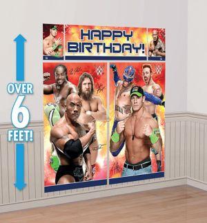 WWE Scene Setter