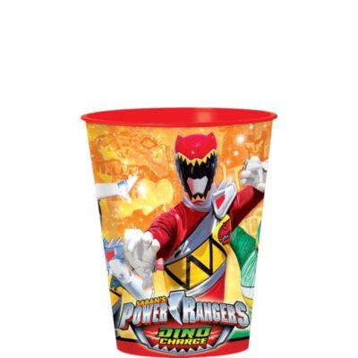 Power Rangers Favor Cup