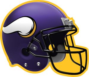 Minnesota Vikings Cutout